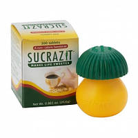 Заменитель сахара Сукразит стевия 300таб
