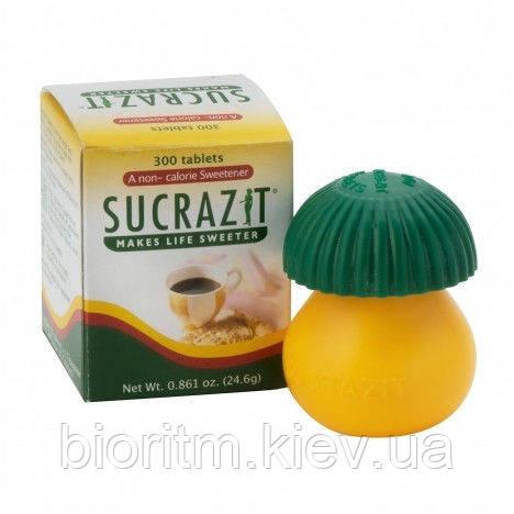 Замінник цукру Сукразіт 300таб