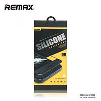 REMAX IPhone 6/6S Silicone full cover tempered glass white