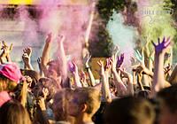 В Нікополі пройшов найяскравіший Holi Fest!