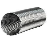Гибкие алюминиевые воздуховоды Алювент Н 100/7,5 Вентс, Украина
