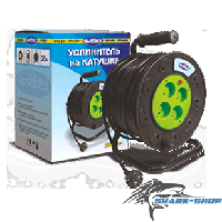 Svittex Удлинитель на катушке Профи  50 м (сечение провода 2х2.5 мм2) SV-021