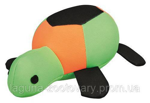 """Черепаха """"Aqua Toy"""" плавающая 20см, игрушка для собак, фото 2"""