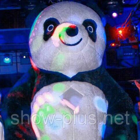Надувная Панда - клаббер еще тот!