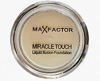 Тональный крем-пудра Max Factor Miracle Touch(макс фактор)№45