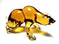 Стеклянная фигурка Медведь FS-444
