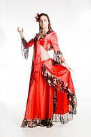 Цыганка женский исторический костюм