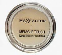 Тональный крем-пудра Max Factor Miracle Touch (макс фактор)№50