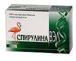Спирулина ВЭЛ для иммунной системы 120 табл
