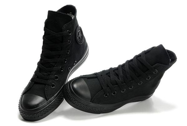 Кеды Converse All Star high-top (Кеды конверс высокие черные ... 524cfa19efd