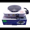 Электрическая плита Hot plate HP 100A, 1 конфорочная настольная плита, электроплитка настольная