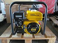 Мотопомпа для химикатов и агрессивных жидкостей Rato RT80HB26