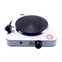 Настольная электрическая плита Hot plate HP 150A, электроплита 1 конфорка, плита электрическая настольная