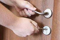 Не работает ручка, как открыть входную дверь ? Днепропетровск