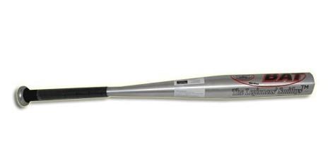 Бита бейсбольная C-1864 BAT (алюминий, 32', l-81см)