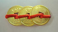 Талисманы фен-шуй: монеты и подвески