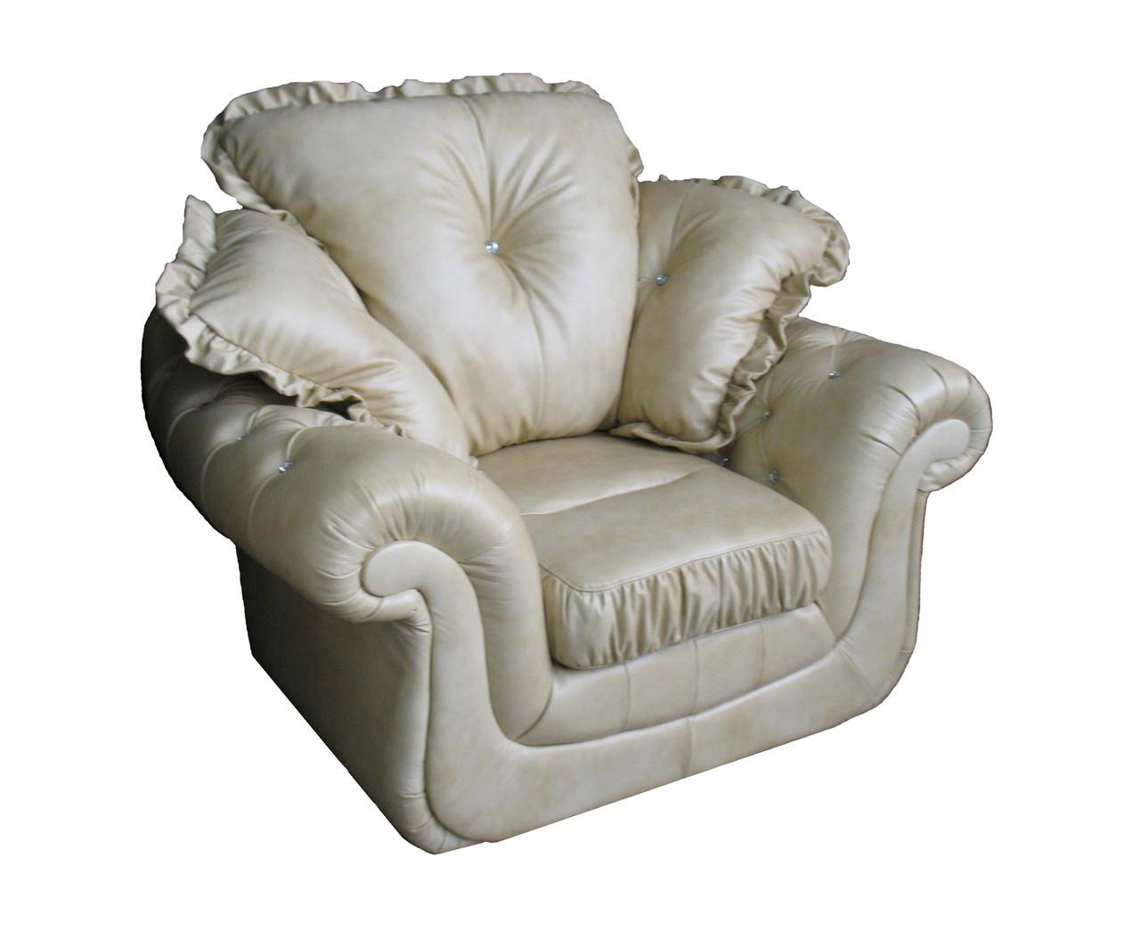 """Кожаная мягкая мебель, кресло """"Isadora"""""""