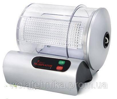 Вакуумный маринатор ASTOR 9min Grey, фото 2