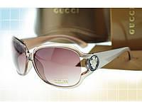 Солнцезащитные очки GUCCI 3043 (цвета шампань)