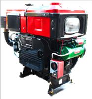 Двигатель дизельный 16 л.с.  ДД1100ВЭ