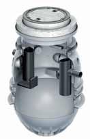 Сепаратор жира Lipumax P-B NS 4 SF 980