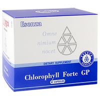 Chlorophyll Forte GP (90) Хлорофилл Форте Джи Пи / Хлорофиллин