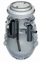 Сепаратор жира Lipumax P-D NS 2 SF 245