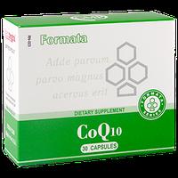 CoQ10 (30) Ко Кью Тен / Коэнзим Q10, Ку 10, Кью 10 в биодоступной форме