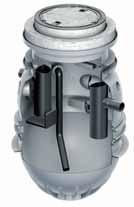 Сепаратор жира Lipumax P-D NS 5,5 SF 570