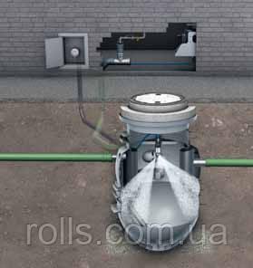 Сепаратор жира Lipumax P-DM NS 2 SF 245