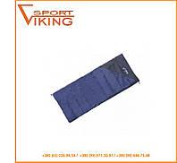 Спальный мешок-одеяло Terra Incognita Campo 200 синий с серым