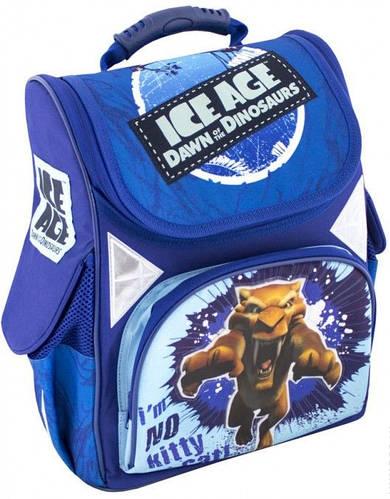"""Брендовый школьный рюкзак для мальчиков 6+, синий CFS 13,4"""", 700, IA09800 Ледниковый период"""