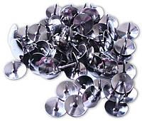 Кнопки никель 50 шт. 4 office 4-332