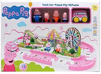 Игровой набор Трек Свинка Пеппа РР6046
