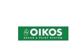 Декоративные штукатурки и краски Oikos Италия