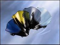 Стекло лобовое рейсинг желтое Suzuki GSX-R1000 2005-2006