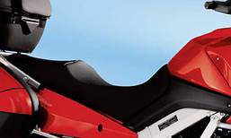 Сиденье пониженное Suzuki V-Strom DL1000 (-2 см ниже стандартного)