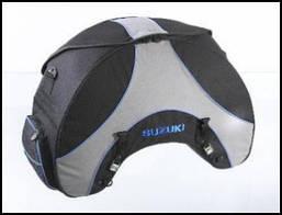 Сумка на хвост или багажник мотоцикла Suzuki (60 литров)