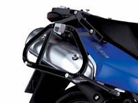 Крепление боковых кофров Suzuki DL1000 V-Strom