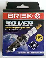 Свечи Зажигания Brisk Silver DR15YS-9