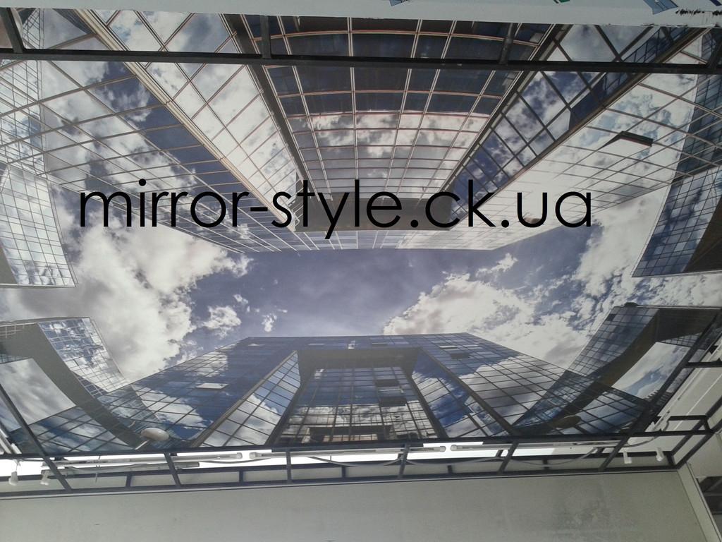 Матовый натяжной потолок в Черкассах