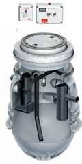 Сепаратор жира Lipumax P-DA NS 4 SF 980