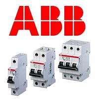 Автоматические выключатели ABB SH200 хар-ка C
