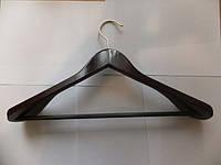 Плечики-вешалка для тяжелой одежды из вишни