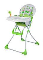 Детский стульчик для кормления Bertoni Jolly Green Toy Train