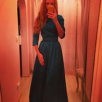 Платье нат.005 дайвинг, фото 1