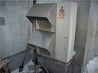 Тепловой насос Mitsubishi Electric отапливает дом площадью 140 кв.м за 658 гривен в холодный месяц!