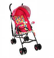Детская коляска трость для девочки JOY S