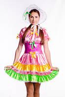 Кукла женский карнавальный костюм