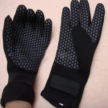 Дайвинг перчатки для зимнего погружения 5мм
